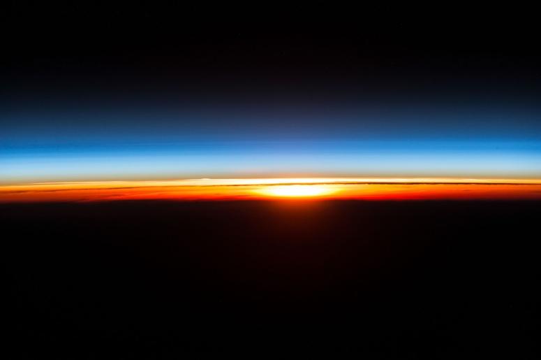 sunrise-iss-11